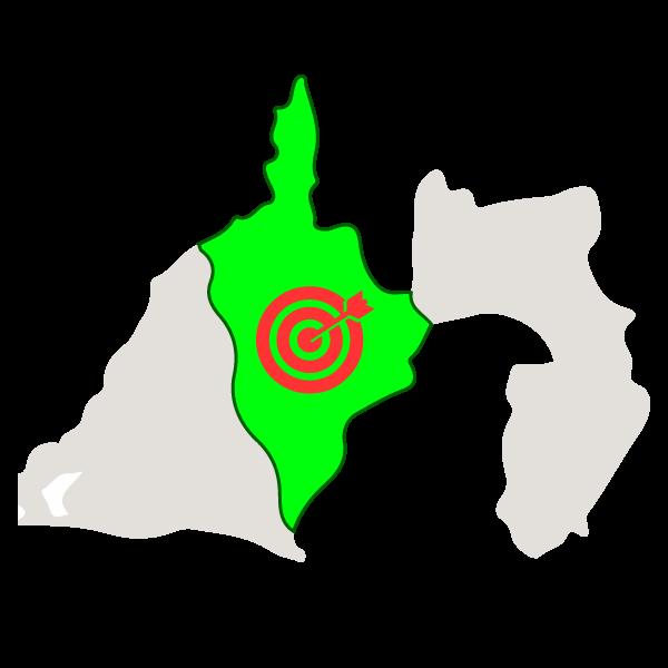 静岡県-中部