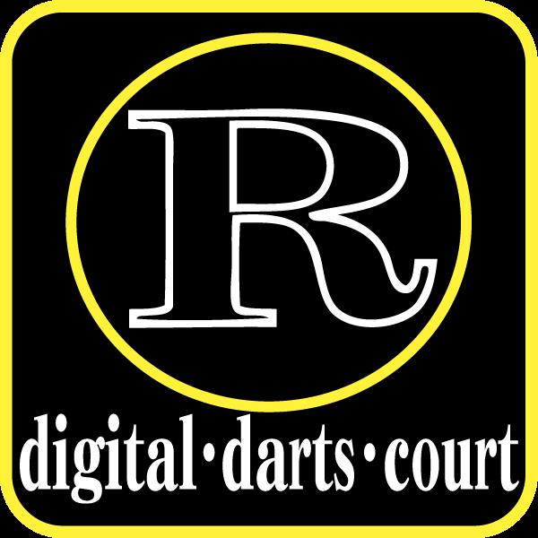 焼津 R digitar darts court